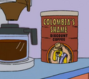 Referencias a Colombia en Los Simpson