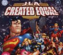 JLA: Created Equal Vol 1 1