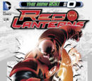 Red Lanterns Vol 1 0