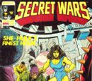 Secret Wars (UK) Vol 1 14