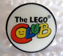 Pin47 The LEGO Club Round