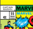 Captain Marvel Vol 1 55