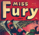Miss Fury Vol 1 5