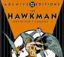 Hawkman Archives/Covers