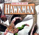 Hawkman (Collections)/Covers