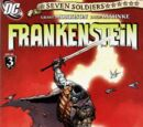 Seven Soldiers: Frankenstein Vol 1 3
