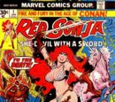 Red Sonja Vol 1