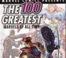 100 Greatest Marvels of All Time Vol 1 4/Images