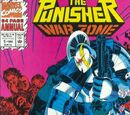 The Punisher War Zone Annual Vol 1 1
