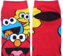 Sesame Street socks (Small Planet)