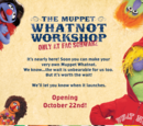 The Muppet Whatnot Workshop