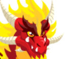 Pure Dragon Flame