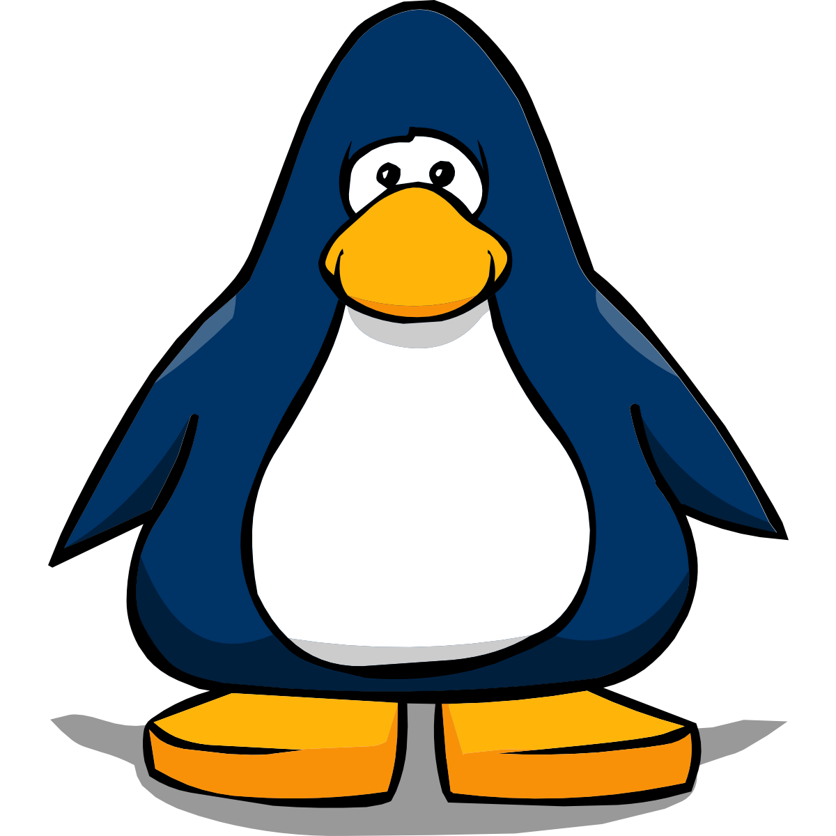 Club Penguin Getting Started Dark_blue