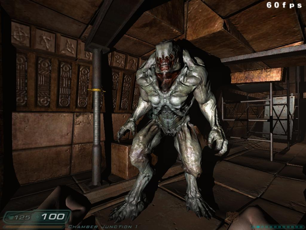 Hell Knight Doom 3 Le Blog De Le Bestiaire De Doom
