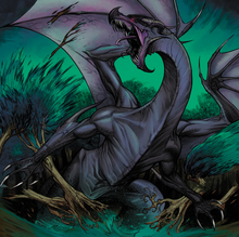 High dragon (The Silent Grove)