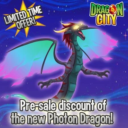 Dragon City: Photon Dragon Battle & Skills - YouTube |Photon Dragon Dragon City