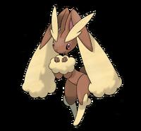 Se ha visto un nuevo Pokémon!! 200px-Lopunny