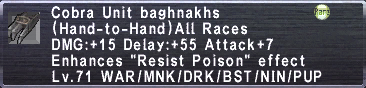 http://images1.wikia.nocookie.net/ffxi/images/a/a7/Cobra_Unit_Baghnakhs.PNG