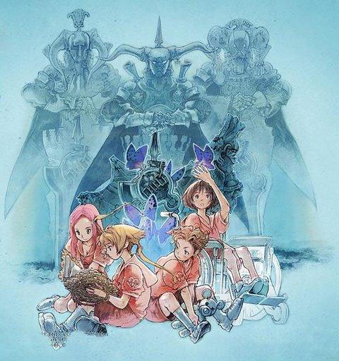 Experiencia con Final Fantasy y el nuevo juego Final Fantasy 14 Online FFTA-GameCover