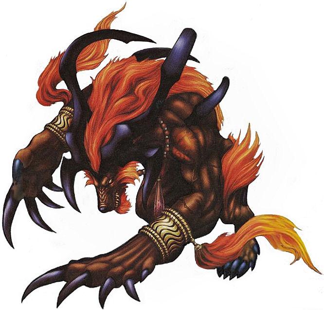 Kedamono Clan IfritFX%26X-2