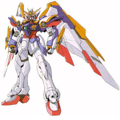XXXG-01W Wing Gundam/XXXG-02W Wing Gundam XXXG-01WK