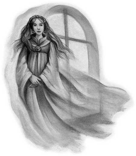 Hogwarts Ghosts The_Battle_of_Hogwarts