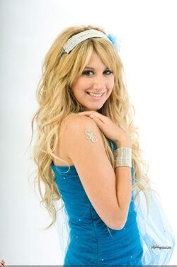 High School Musical Characters-Sharpay Evans 5
