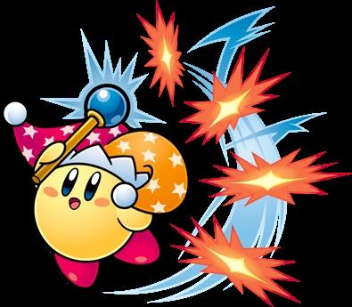 Kirbys Rayo%2FBeam
