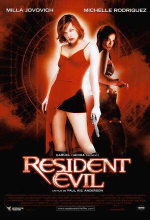 Resident Evil: El Huesped Maldito 300px-Resident_Evil_Poster