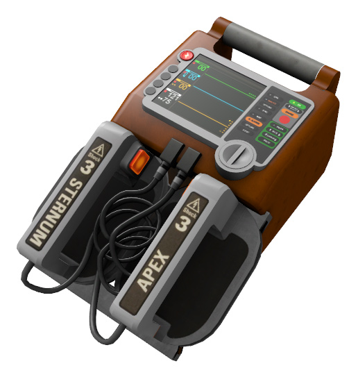 Ficha de Jack, el mecánico [Eduardo3107] Defibrillator