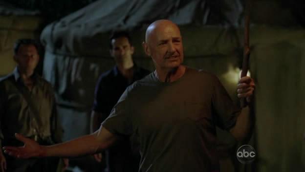 Locke looking for Jacob