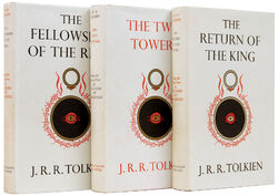 The Lord of the Rings First Copies