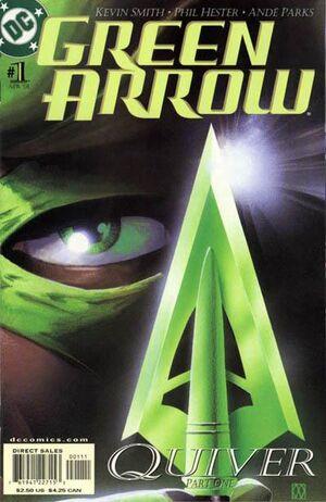 Quiver: Green Arrow