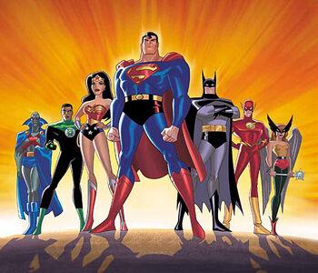 Justice League - ליגת הצדק סיקור + הורדה
