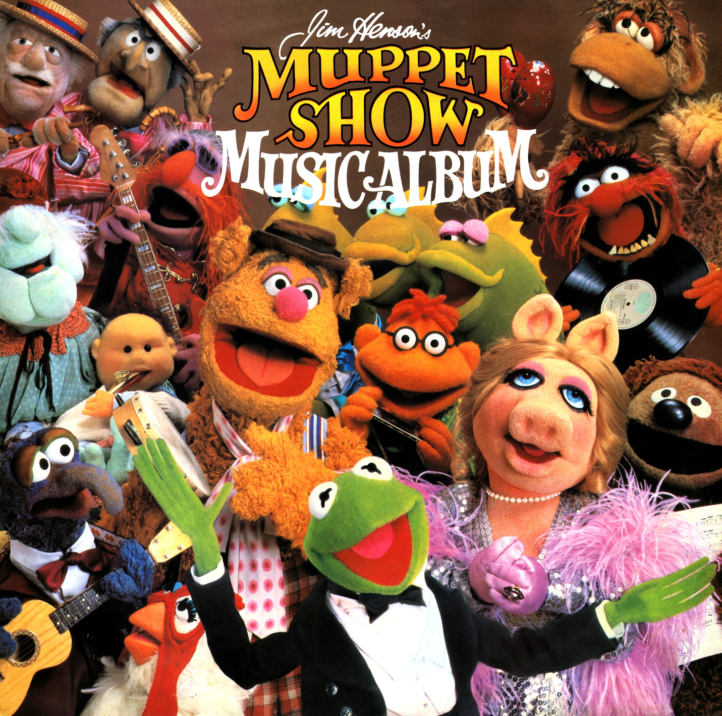 The Muppet Show Kermit the Frog and Friends