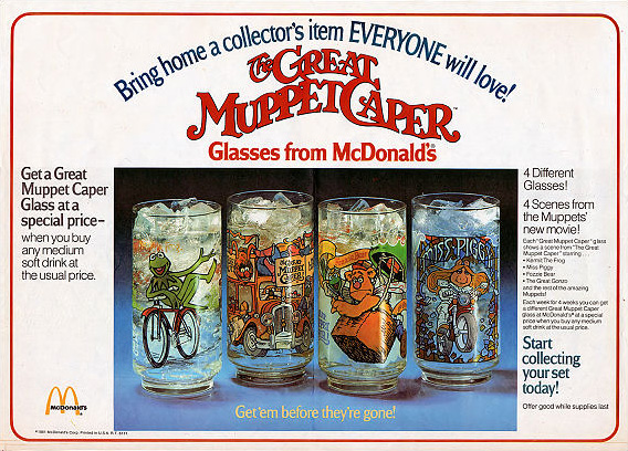 Gmc glass promo ad Second Best Glasses Ever cartoons
