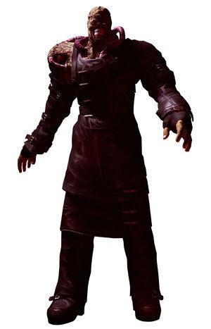 Evil Characters on Resident Evil     Characters     Nemesis    Kenichimatsushita S Blog