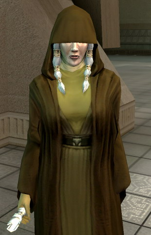 One of Chris favorites, Jedi Master Kriea