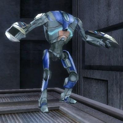 Creature Legend GrappleDroid