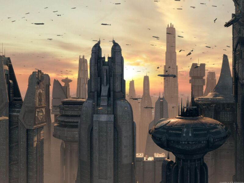 Source RP map project picture refrences 800px-Coruscant_view_EII_1