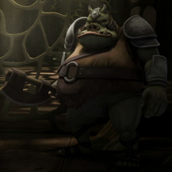 Unidentified Gamorrean 2