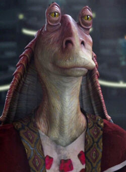 Would you rather? - Page 4 250px-Jar_Jar_aotc
