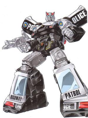 Transformer - Prowl 2