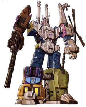 Transformer - Bruticus 1