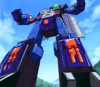 Transformers - Maximus 3