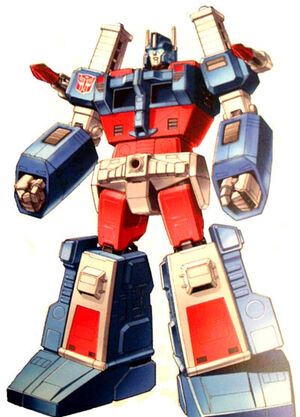 Transformers - Ultra Magnus 2