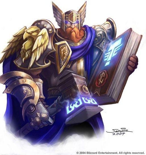 World-of-Warcraft - Razas 3 (Humanos)