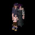 Famille Gothik (Les Sims 3)