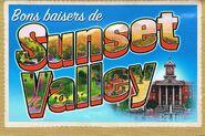 Bon baisers de Sunset Valley (Officiel Les Sims 3)