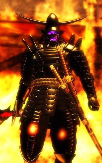 Doku Ninja Gaiden Minecraft Skin